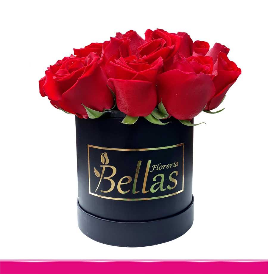 Box De Rosas Con 16 Unidades Am 30