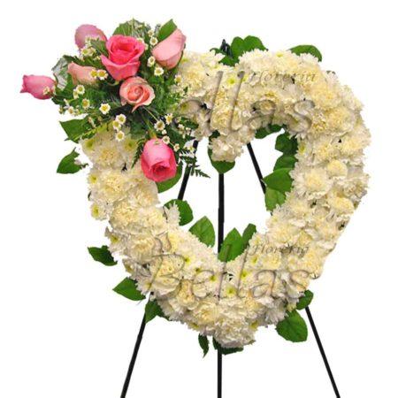 Coronas Funebres ᐈ Arreglos Florales Para Funeral