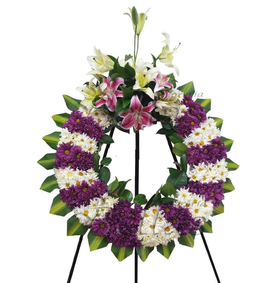 Arreglos Florales Para Velorio Fu 16