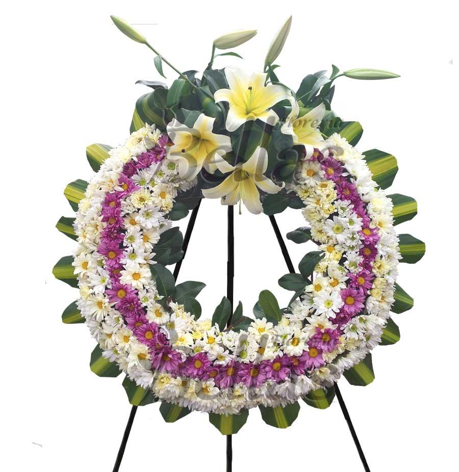 Arreglos Florales Para Funeral Fu 14